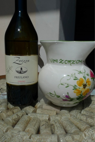 Vini Zorzon - Verkostung