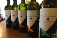 Colli di Poianis - Weinflaschen