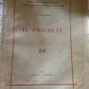 Persusini - Picolit Studie