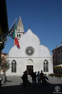 Kirche von Muggia