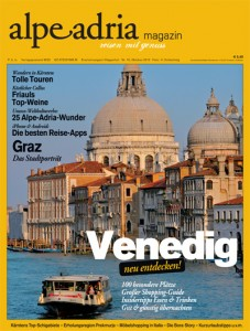 Cover Alpe-Adria-Magazin